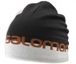 CZAPKA SALOMON GRAPHIC BEANIE 403518 BLACK
