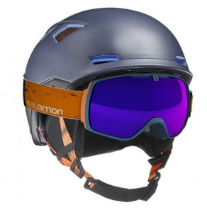 KASK NARCIARSKI SALOMON MTN CHARGE 390425 NAVY BLUE