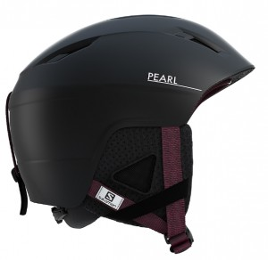 KASK SALOMON PEARL 2+ 406008 BLACK